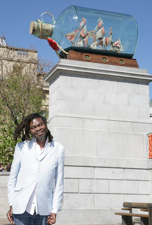 Yinka Shonibare and