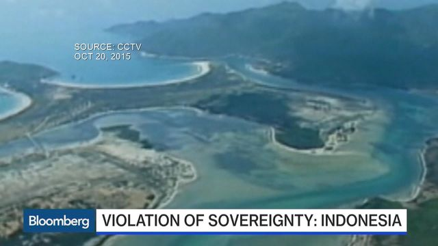 Frantic Phone Call Failed to Halt China-Indonesia Sea Spat