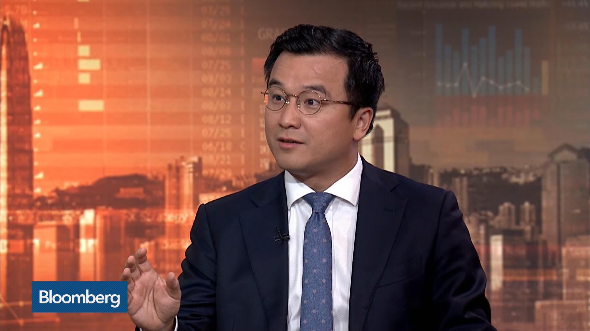 Citi Private's Peng Likes 5G-Related Stocks in South Korea, Taiwan
