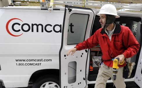 Comcast Follows Cablevision in Offering Credits to Sandy Victims