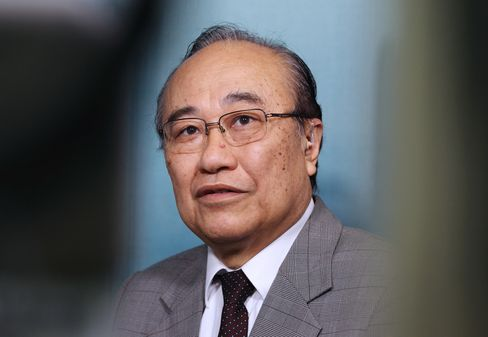 Malaysia's Anti-Graft Chief Paul Low