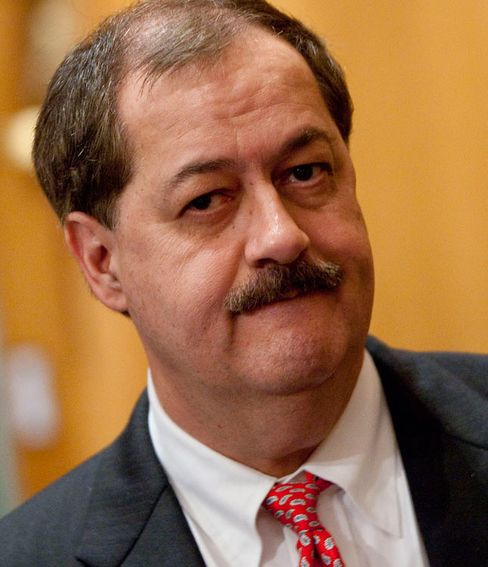 Massey Mine CEO Don Blankenship