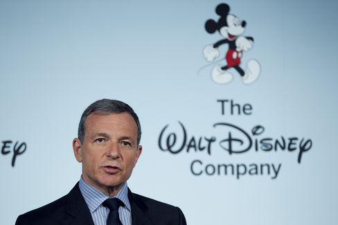 Disney Boosts Annual Dividend by 25% to 75 Cents a Share