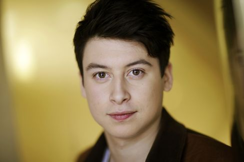 Founder of Summly Nick D'Aloisio