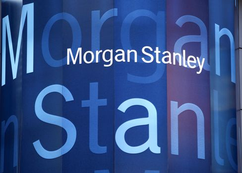 Morgan Stanley Unit Fined Over Junior Trader's $1.3 Billion Bet