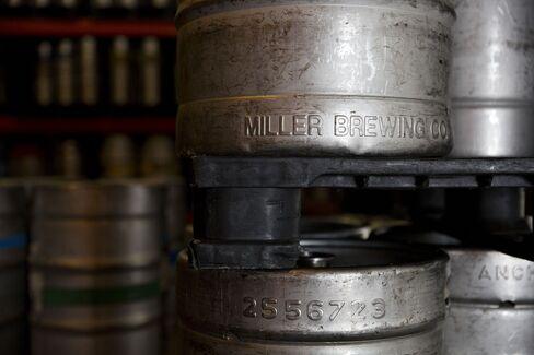 Inside An SABMiller Plc Beer Distributor As Offer May Cost Budweiser Maker More Than $100 Billion