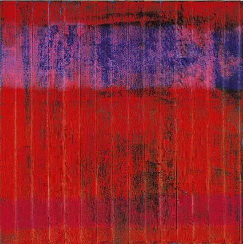 Gerhard Richter's Wand
