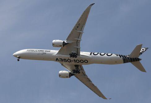 Airbus SE A350-1000