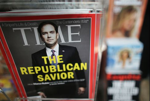 Time Warner Will Spin Off Time Inc. Magazine Unit This Year