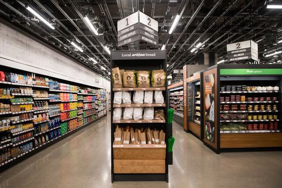 Amazon Opens Larger Go Grocery Store in Hometown Seattle