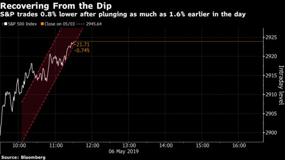 A Dip You Got Paid to Buy: Trump Trade Tweets as Market Events