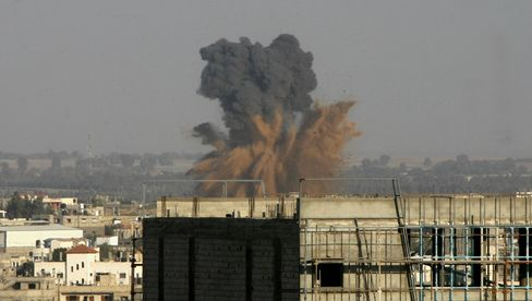 Gaza Truce Deadlines Expire