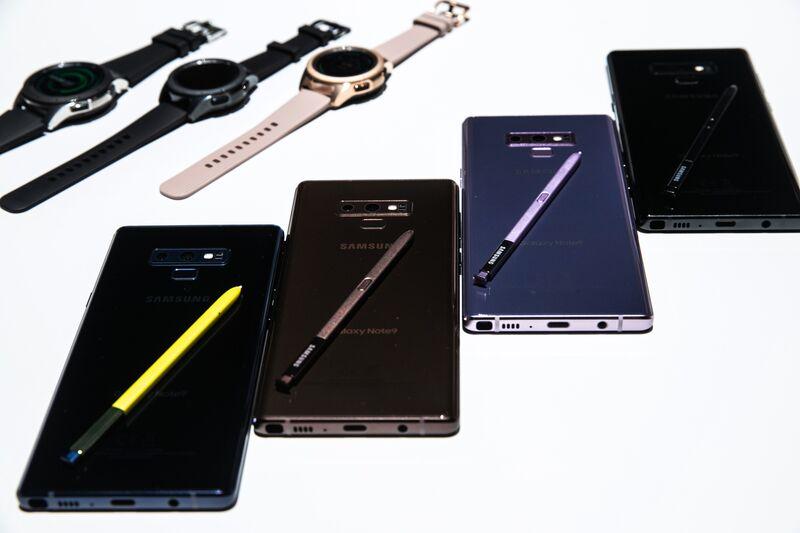 Samsung Unveils Note 9, Upgraded Watchand Home Speaker – Trending Stuff