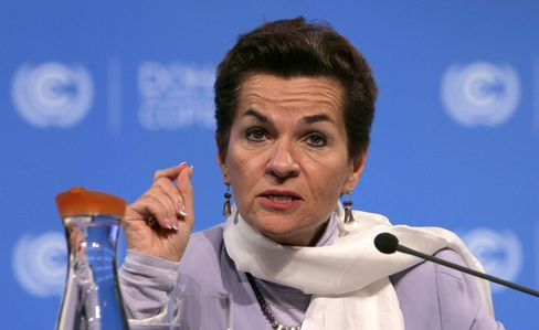 UN Climate Official Christiana Figueres