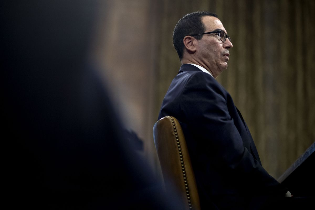Mnuchin Says There's Such a Thing as 'Good' Government Shutdown