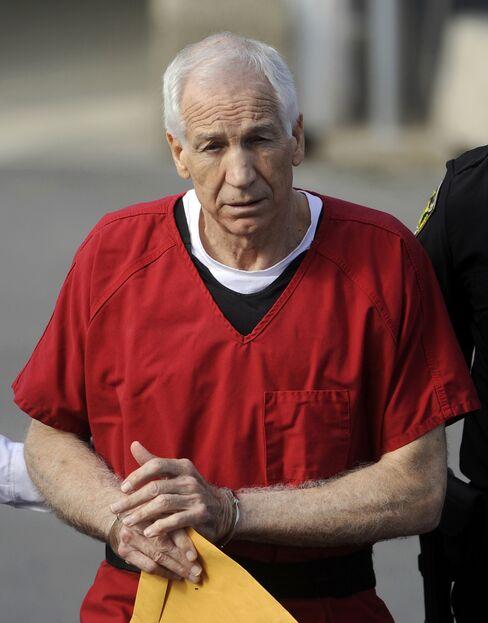 Ex-Penn State Assistant Football Coach Jerry Sandusky