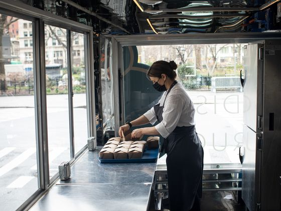 A World's Best Restaurant Starts Food Truck Ahead of Reopening