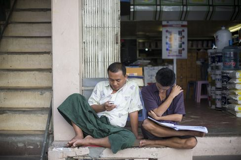 Myanmar Telecom Frontier Draw May Make It Costly