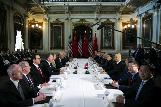 Top U.S., Chinese Trade Negotiators Decide on Next Step in Call