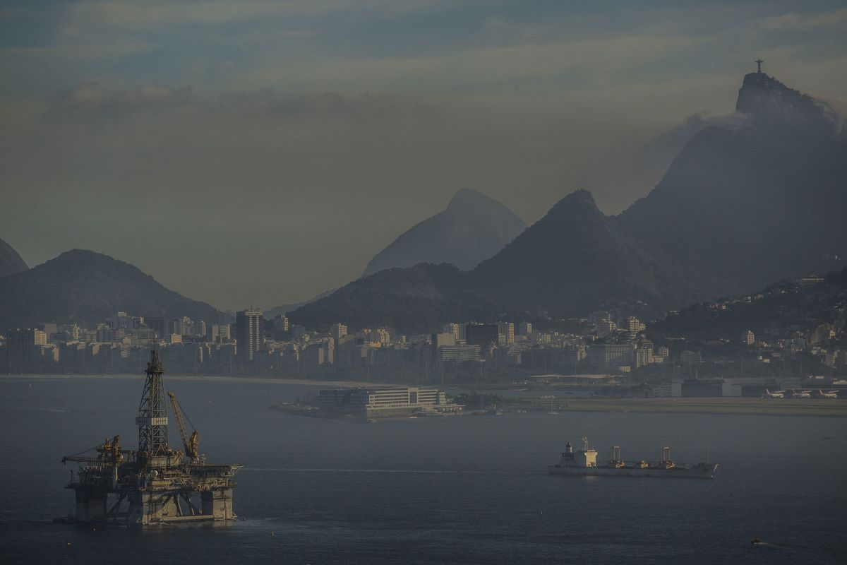 Why Billions of Barrels of Oil Go Untapped in Brazil