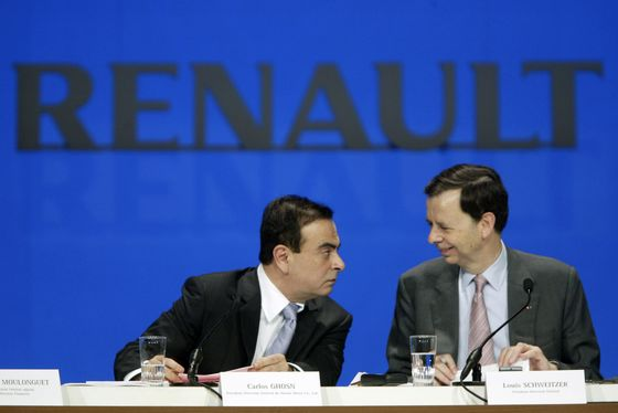 Ghosn Resigns From Top Job at Renault