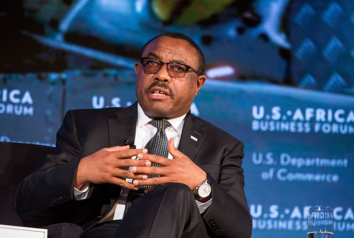 Ethiopian Prime Minister Resigns After Failing to Quell Unrest