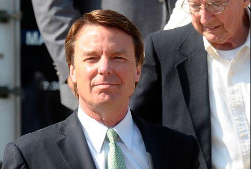 Former U.S. Sen. John Edwards