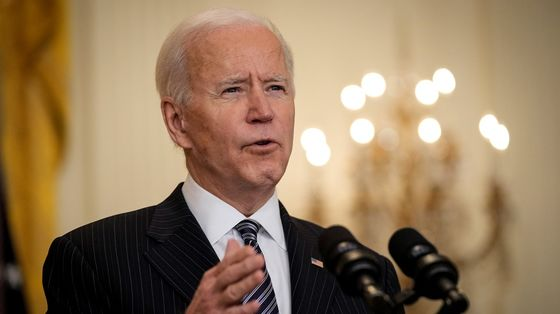 Biden Starts Infrastructure Bet With U.S. Far Behind China