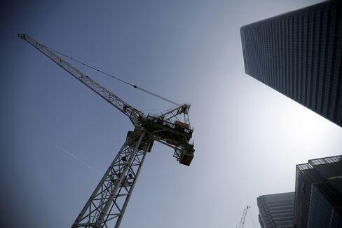 Goldman to Axa Ride London's Crossrail Office Boom