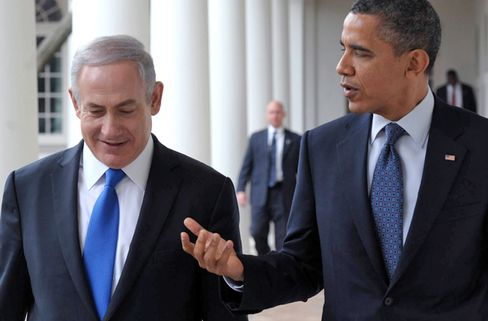 Obama Tells Netanyahu Diplomacy May Still Derail Iran Threat