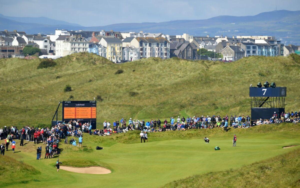 british open latest news  royal portrush golf updates