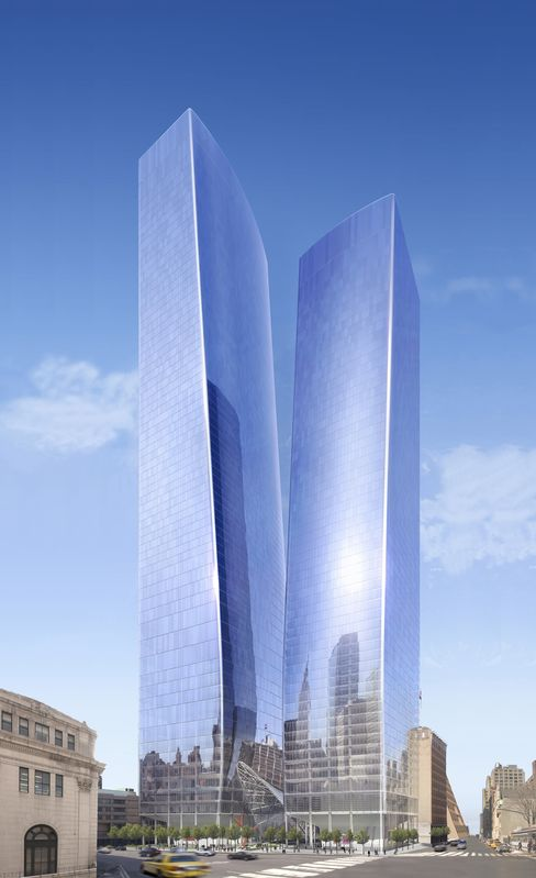 Brookfield Saves in 'Big Megillah' Plan for NY's West Side