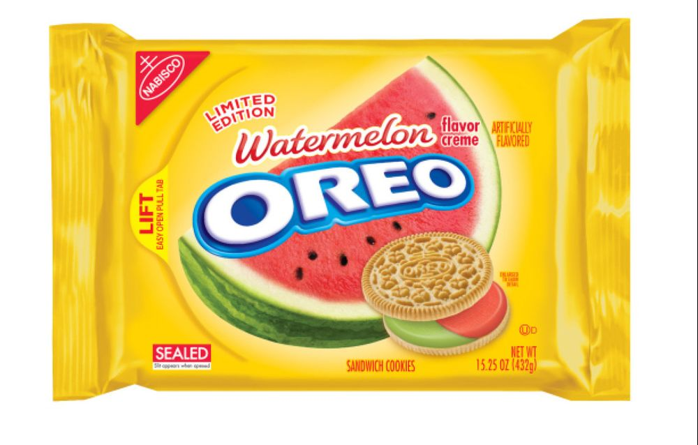 If You Loved Watermelon Oreos May