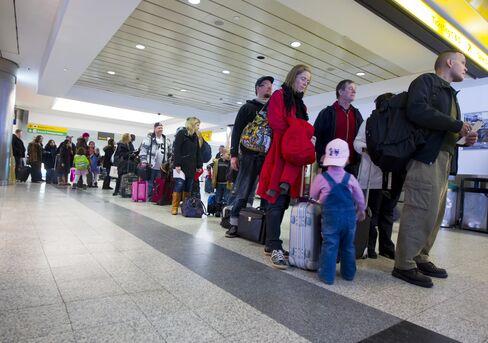 Passenger Outrage Rises