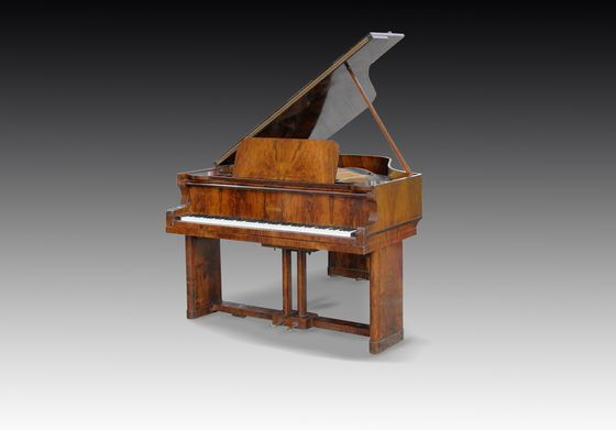 A Huge Collection of Bizarre, Rare Pianos Is Coming to Auction