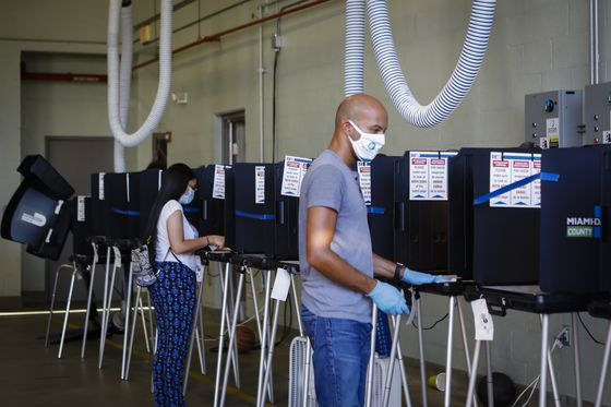 From MTV to NBA, Firms Recruit Young Poll Workers to Avert Chaos