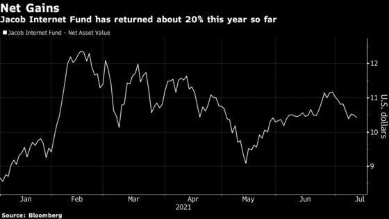 Dot-Com Survivor Ryan Jacob Channels Cathie Wood With First ETF