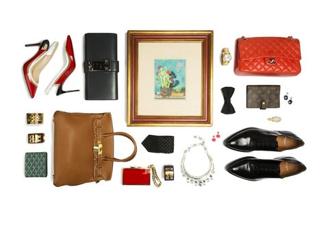 A sampling of items from online luxury consignment shop RealReal, which has raised $83 million in venture funding.