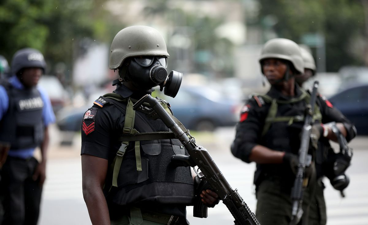 Nigeria to Restructure Police Force to Tackle Insecurity