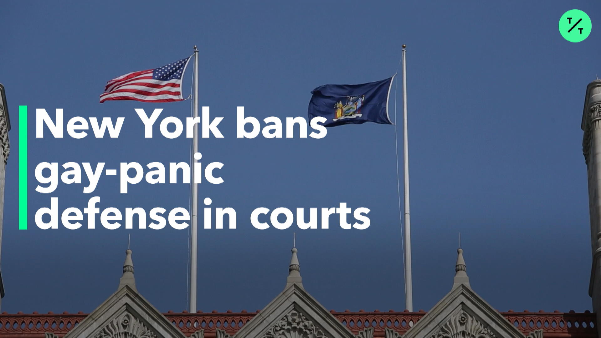NY Bans Gay-Panic Defense In Courts