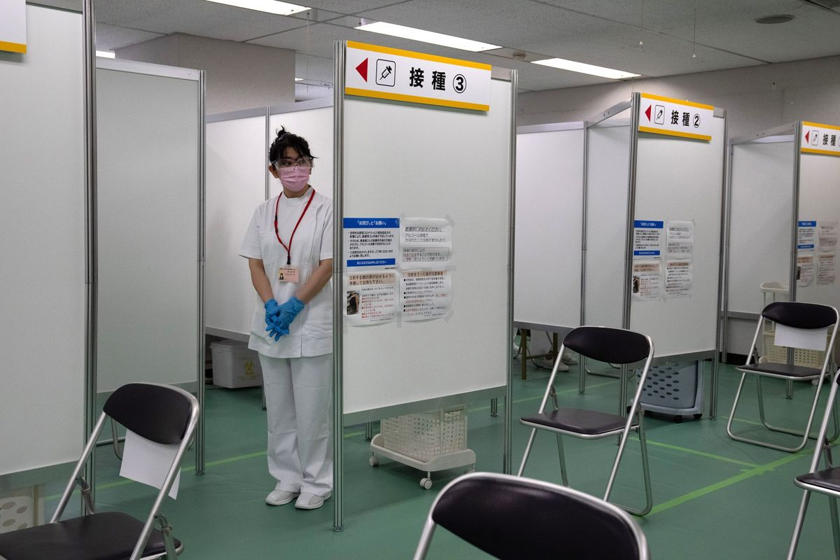 <p>Japan Will Start Vaccinating Its Olympic Athletes From June 1 thumbnail