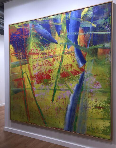 """Prag 1883"" by Gerhard Richter."