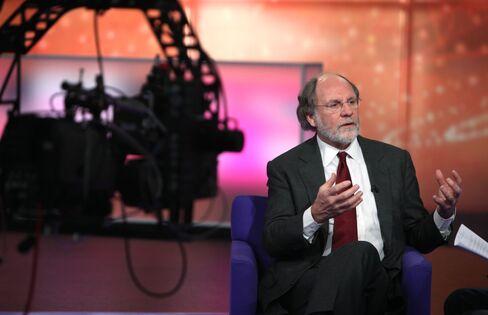 MF Global Holdings Inc. Chairman and CEO Jon Corzine