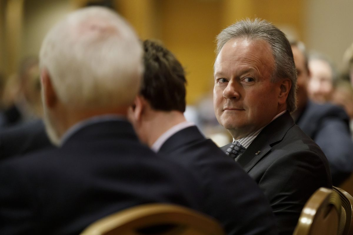 Poloz Says Canada Gain from U.S.-China Trade Deal is Uncertain thumbnail