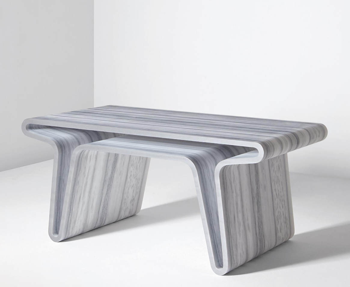 Marc Newson 'Extruded Table 3'