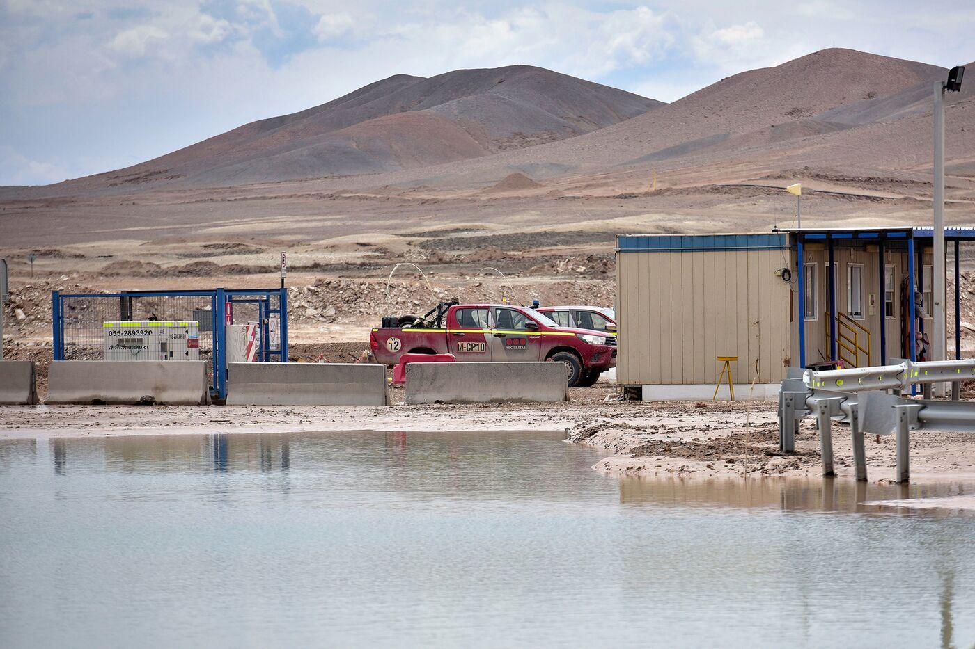 Chile flooding floods flood