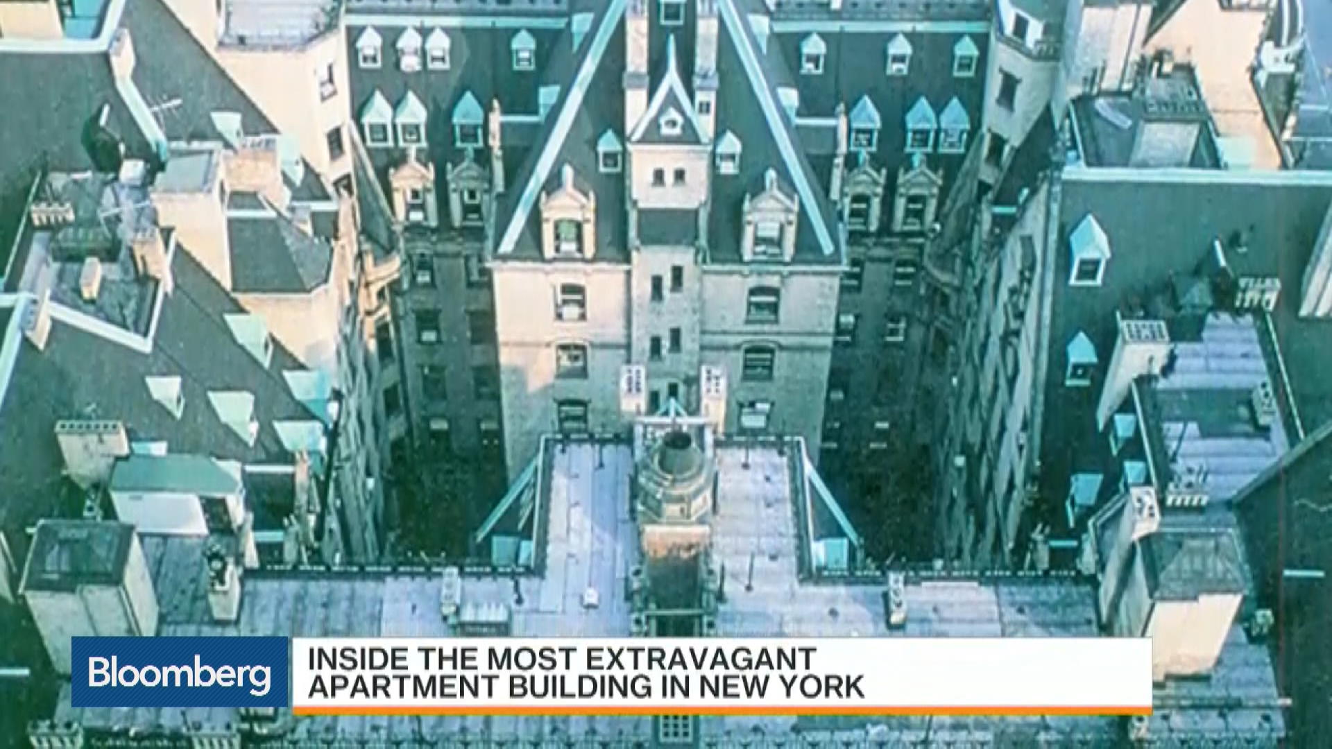 The Dakota Inside New York S Most Extravagant Apartment Building Bloomberg