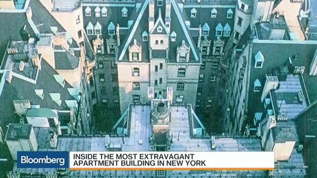 A New Look Inside The Most Extravagant Apartment Building In Nyc