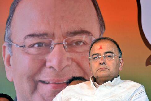 BJP Candidate For Amritsar Arun Jaitley