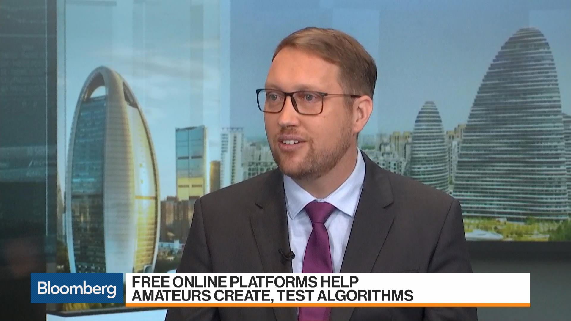 Conditions Are Right for Quants to Do Well in China, Says Eastspring's Dunn